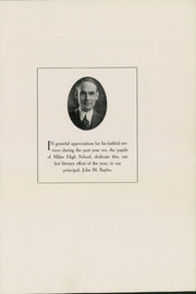 Page 5, 1925 Edition, Milne School - Bricks and Ivy Yearbook (Albany, NY) online yearbook collection