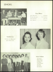 Page 14, 1955 Edition, Milne School - Bricks and Ivy Yearbook (Albany, NY) online yearbook collection