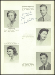 Page 15, 1955 Edition, Milne School - Bricks and Ivy Yearbook (Albany, NY) online yearbook collection