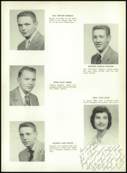 Page 16, 1955 Edition, Milne School - Bricks and Ivy Yearbook (Albany, NY) online yearbook collection