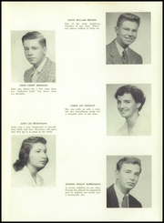 Page 17, 1955 Edition, Milne School - Bricks and Ivy Yearbook (Albany, NY) online yearbook collection