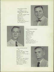 Page 13, 1958 Edition, Milford Central High School - Milestone Yearbook (Milford, NY) online yearbook collection