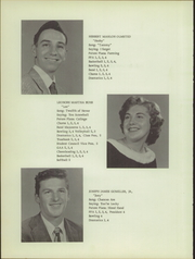 Page 14, 1958 Edition, Milford Central High School - Milestone Yearbook (Milford, NY) online yearbook collection