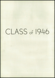 Page 12, 1946 Edition, East High School - Arrow Yearbook (Auburn, NY) online yearbook collection
