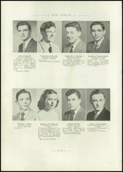 Page 14, 1946 Edition, East High School - Arrow Yearbook (Auburn, NY) online yearbook collection