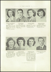 Page 15, 1946 Edition, East High School - Arrow Yearbook (Auburn, NY) online yearbook collection