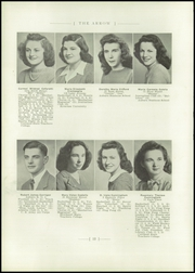 Page 16, 1946 Edition, East High School - Arrow Yearbook (Auburn, NY) online yearbook collection