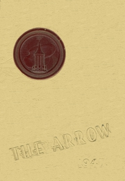 Page 1, 1947 Edition, East High School - Arrow Yearbook (Auburn, NY) online yearbook collection
