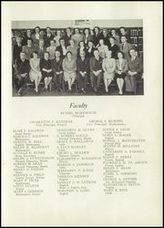 Page 11, 1947 Edition, East High School - Arrow Yearbook (Auburn, NY) online yearbook collection