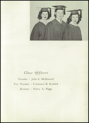 Page 13, 1947 Edition, East High School - Arrow Yearbook (Auburn, NY) online yearbook collection