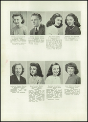 Page 14, 1947 Edition, East High School - Arrow Yearbook (Auburn, NY) online yearbook collection