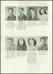 Page 16, 1947 Edition, East High School - Arrow Yearbook (Auburn, NY) online yearbook collection