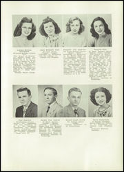 Page 17, 1947 Edition, East High School - Arrow Yearbook (Auburn, NY) online yearbook collection