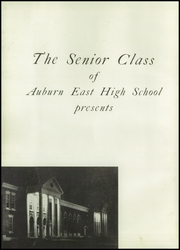 Page 6, 1947 Edition, East High School - Arrow Yearbook (Auburn, NY) online yearbook collection
