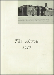 Page 7, 1947 Edition, East High School - Arrow Yearbook (Auburn, NY) online yearbook collection