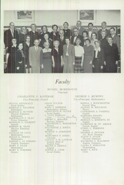 Page 11, 1954 Edition, East High School - Arrow Yearbook (Auburn, NY) online yearbook collection