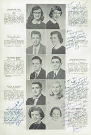 Page 14, 1954 Edition, East High School - Arrow Yearbook (Auburn, NY) online yearbook collection
