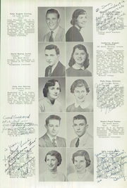 Page 15, 1954 Edition, East High School - Arrow Yearbook (Auburn, NY) online yearbook collection