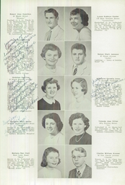 Page 17, 1954 Edition, East High School - Arrow Yearbook (Auburn, NY) online yearbook collection