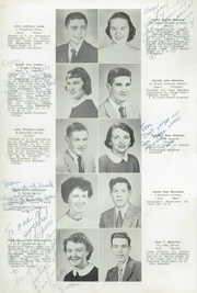 Page 18, 1954 Edition, East High School - Arrow Yearbook (Auburn, NY) online yearbook collection