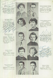 Page 19, 1954 Edition, East High School - Arrow Yearbook (Auburn, NY) online yearbook collection