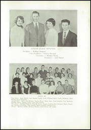 Page 41, 1955 Edition, East High School - Arrow Yearbook (Auburn, NY) online yearbook collection