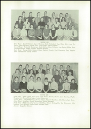 Page 42, 1955 Edition, East High School - Arrow Yearbook (Auburn, NY) online yearbook collection
