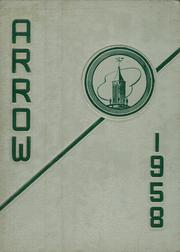East High School - Arrow Yearbook (Auburn, NY) online yearbook collection, 1958 Edition, Page 1