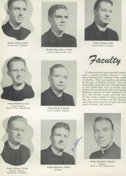 Page 12, 1952 Edition, Bishop Dubois High School - Dubois Yearbook (New York, NY) online yearbook collection