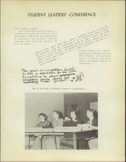 Page 11, 1950 Edition, New Lincoln School - Yearbook (New York, NY) online yearbook collection