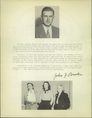 Page 8, 1950 Edition, New Lincoln School - Yearbook (New York, NY) online yearbook collection