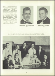 Most Holy Trinity High School - Triad Yearbook (Brooklyn, NY) online yearbook collection, 1955 Edition, Page 49