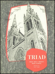 Page 7, 1955 Edition, Most Holy Trinity High School - Triad Yearbook (Brooklyn, NY) online yearbook collection