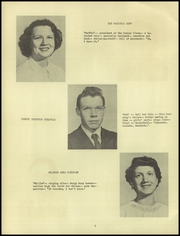 Page 10, 1950 Edition, Downsville Central High School - Aquila Yearbook (Downsville, NY) online yearbook collection
