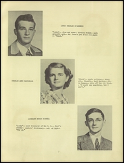 Page 11, 1950 Edition, Downsville Central High School - Aquila Yearbook (Downsville, NY) online yearbook collection