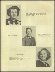 Page 12, 1950 Edition, Downsville Central High School - Aquila Yearbook (Downsville, NY) online yearbook collection