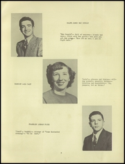 Page 13, 1950 Edition, Downsville Central High School - Aquila Yearbook (Downsville, NY) online yearbook collection