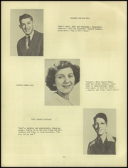 Page 14, 1950 Edition, Downsville Central High School - Aquila Yearbook (Downsville, NY) online yearbook collection