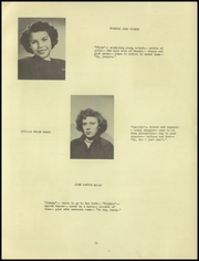 Page 15, 1950 Edition, Downsville Central High School - Aquila Yearbook (Downsville, NY) online yearbook collection