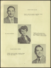 Page 9, 1950 Edition, Downsville Central High School - Aquila Yearbook (Downsville, NY) online yearbook collection