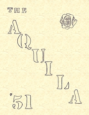 1951 Edition, Downsville Central High School - Aquila Yearbook (Downsville, NY)