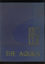 1957 Edition, Downsville Central High School - Aquila Yearbook (Downsville, NY)
