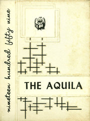 Page 1, 1959 Edition, Downsville Central High School - Aquila Yearbook (Downsville, NY) online yearbook collection