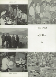 Page 6, 1959 Edition, Downsville Central High School - Aquila Yearbook (Downsville, NY) online yearbook collection