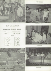 Page 7, 1959 Edition, Downsville Central High School - Aquila Yearbook (Downsville, NY) online yearbook collection