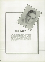 Page 8, 1959 Edition, Downsville Central High School - Aquila Yearbook (Downsville, NY) online yearbook collection