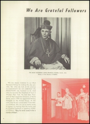 Page 10, 1950 Edition, Bishop Duffy High School - Rapideer Yearbook (Niagara Falls, NY) online yearbook collection