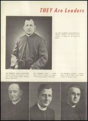Page 16, 1950 Edition, Bishop Duffy High School - Rapideer Yearbook (Niagara Falls, NY) online yearbook collection