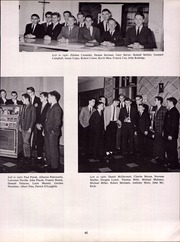 Page 49, 1964 Edition, Bishop Duffy High School - Rapideer Yearbook (Niagara Falls, NY) online yearbook collection
