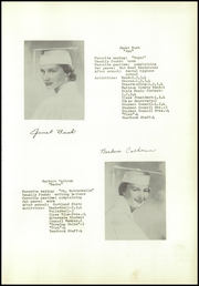 Page 17, 1956 Edition, DeRuyter Central High School - Tioughniogan Yearbook (DeRuyter, NY) online yearbook collection
